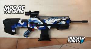 Mod of the week: Longshot Navy Camo