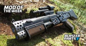 Blaster Mod der Woche: Chewee blasterparts.com