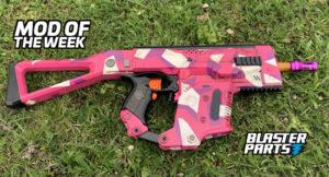 Blaster Mod of the Week: Rosa Kriss