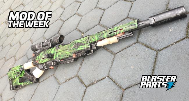 Mod der Woche: Green Camo Sniper